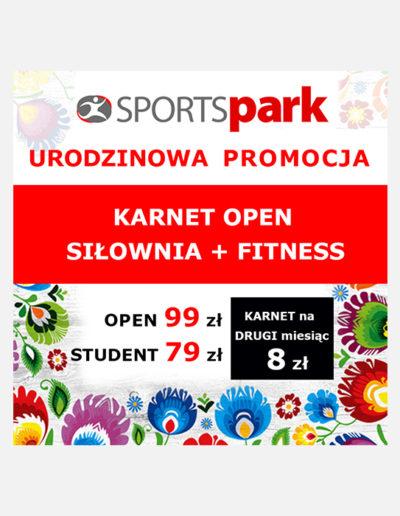 SportsPark Facebook