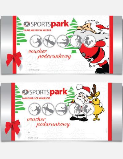 SportsPark voucher