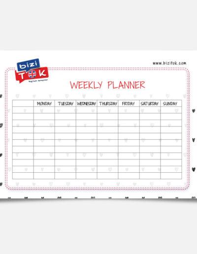 Bizitok plan lekcji